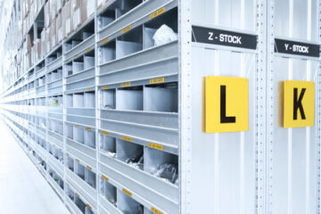 Quality Shelving for Organisation and Safety
